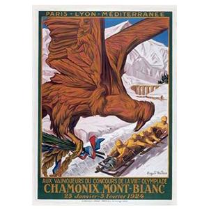 चामोनिक्स 1924