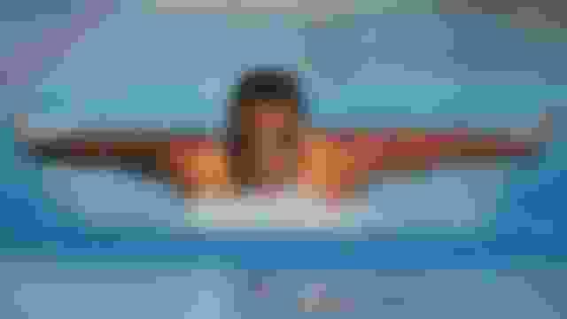 Nesty schwimmt zu Gold in Seoul 1988