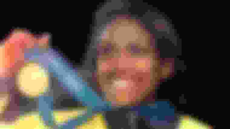 Cathy Freeman re-lives Sydney 2000 gold that brought Australia together