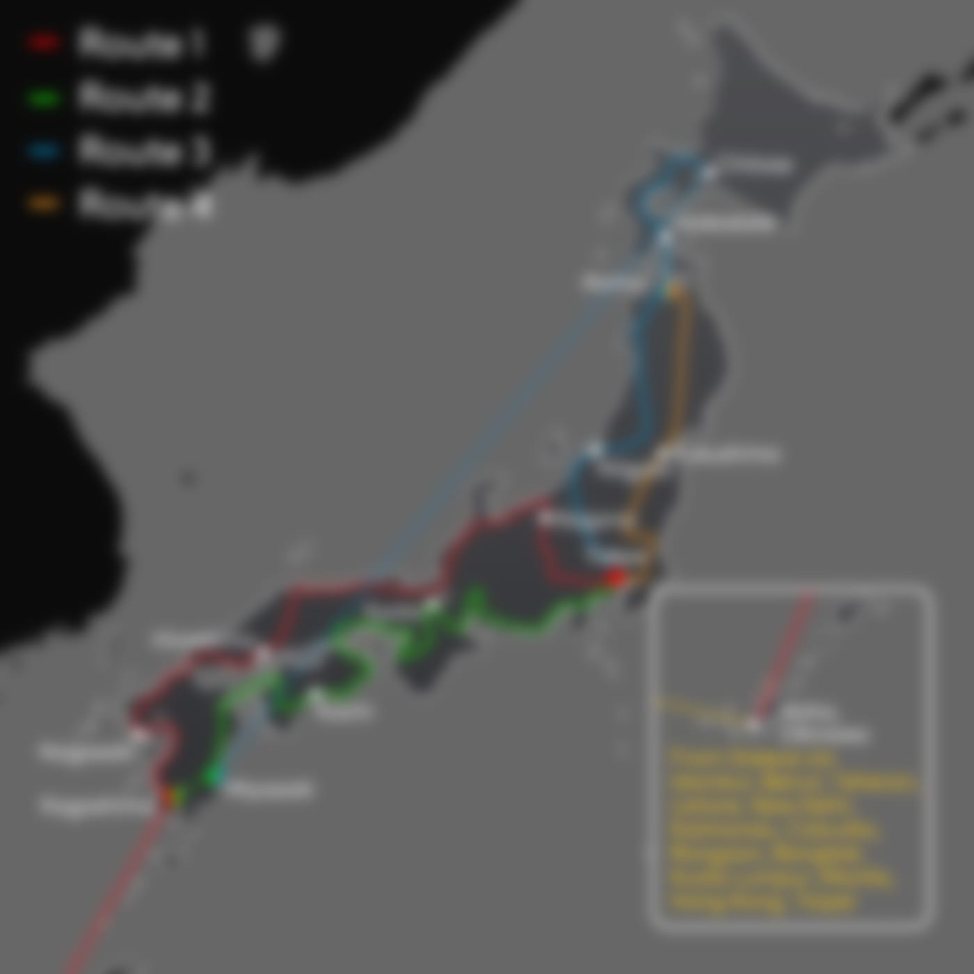 Tokyo-1964-map