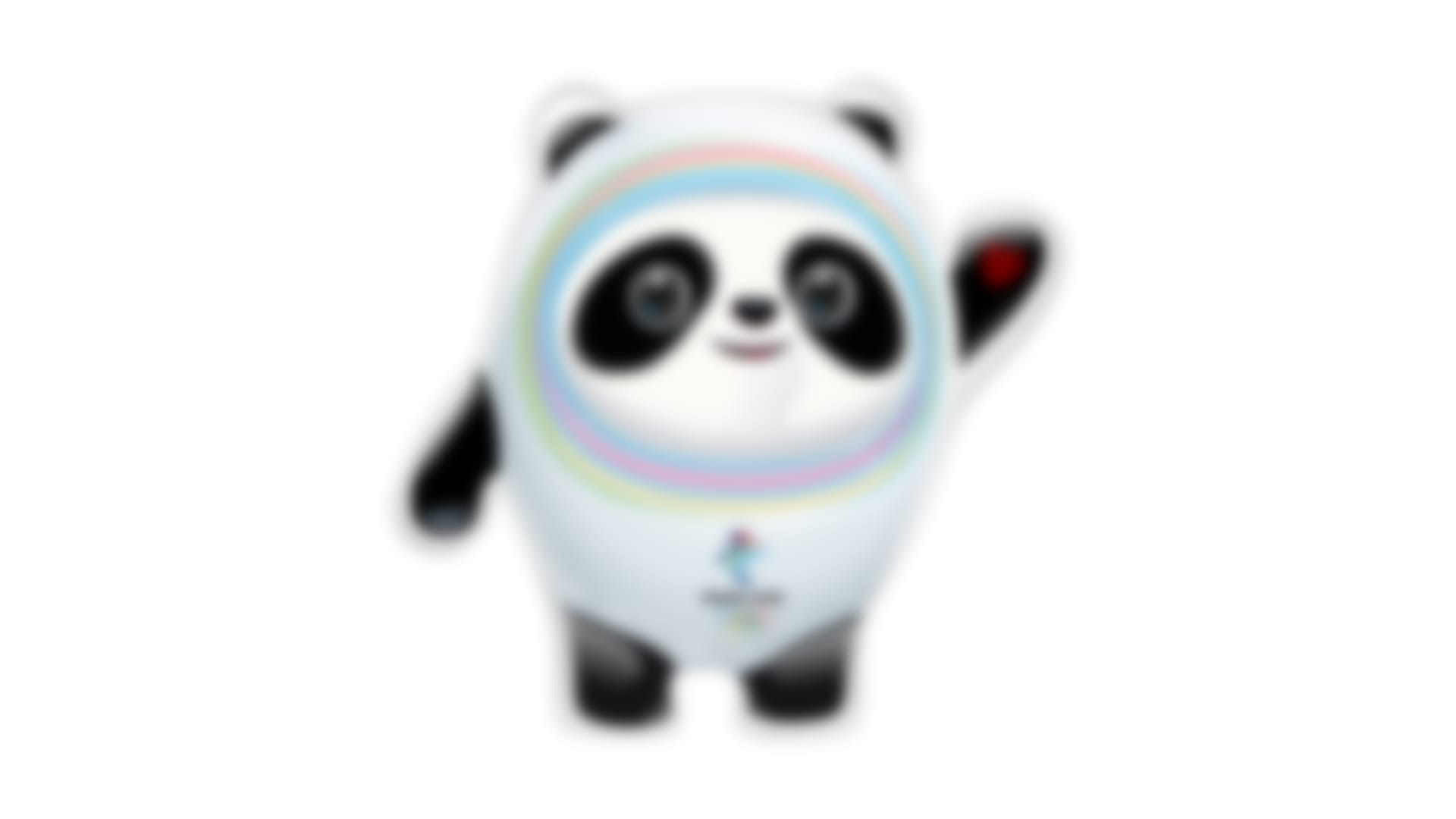 Beijing 2022 Winter Olympic Games Mascot Bing Dwen Dwen