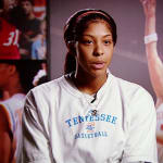 Candace Parker at age 20