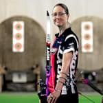 Sports Swap: Archery vs Curling Swap with  Lisa Unruh & Niklas Edin