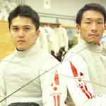 Sports Swap: Karate vs Fencing  with Hiroto Gomyo & Kenta Chida