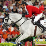 The beauty of Equestrian Jumping