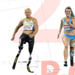 Check how these running prosthetics help paralympians run faster