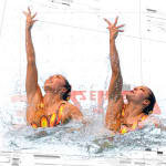 The camera technology bringing Artistic Swimming to another level