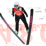 Watch how this ski jumping technology allows athletes to train without snow