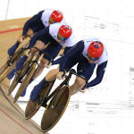 Check how cycling smart-glasses realtime data makes training more effective