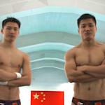 Sports Swap: Saltos vs halterofilia con Lü Xiaojun y CHEN Aisen