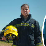 Meet the karate world champion who earns her living as a firefighter