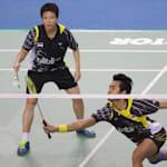 Полуфиналы   VICTOR China Open - Чанчжоу
