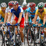 The beauty of Cycling Road Race