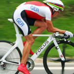 The beauty of Cycling Time Trial