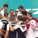 Reigning champions Poland scrape into Final Six