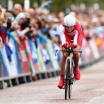 Junior Women's Time Trial   UCI Road Cycling World Championships - Innsbruck