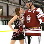 Sports Swap: التزلج الفني على الجليد ضد هوكي الجليد