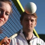 Sports Swap: Table Tennis vs Hockey with Britt Eerland & Blair Tarrant