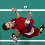 Q/F - Court 1 - Session 1 | Badminton: World Badminton Championships