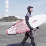 Fukushima de retour comme spot favori du surf au Japon