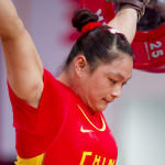 Women's 46kg Group A   IWF World Championships - Pattaya