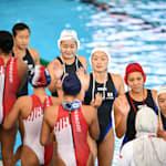 Women's Cross. 2 NZL v HUN | Water Polo - FINA World Championships - Gwangju