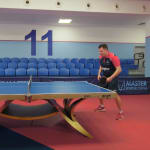 The unlikely table tennis dynasty from Serbia