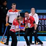 Primera Etapa de la Copa Mundial de Curling - Suzhou