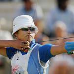 韩国女子射箭队保持的奥运纪录