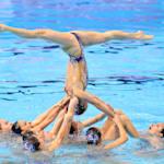 팀 프리 결승 | 아티스틱 스위밍 - FINA 월드 챔피언십 - 광주