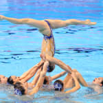 Team Frei Finale | Kunstschwimmen - FINA WM - Gwangju