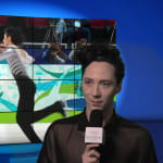 Johnny Weir | Vancouver 2010 | Take the Mic