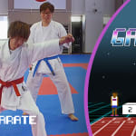 Tutti & Kikuchi take it to the mat with Japan national team coach