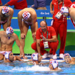 Men's CRO v KAZ | Water Polo - FINA World Championships - Gwangju