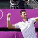 Novak Djokovic mit 21 Jahren