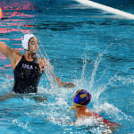 Women's RSA v USA | Water Polo - FINA World Championships - Gwangju