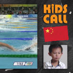 Kids call Michael Phelps' record eighth gold medal in Beijing 2008