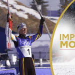 Ole Einar Bjørndalen Proves That Old Is Truly Gold | Impossible Moments