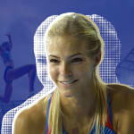 Darya Klishina's favourite: A warm welcome from the home crowd in Rio