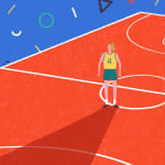 The story of the basketball legend who never gave up on her Olympic dream