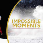 El quíntuple de oro de Lauren Woolstencroft | Impossible Moments
