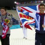 Tom Daley all'età di 14 anni