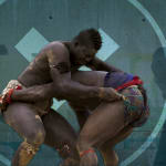 How Senegalese wrestling developed into a mythical mashup of styles