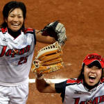 Japan Topple Softball's Champions in Beijing 2008