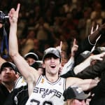 NBA Championship or Olympic gold medal? Manu Ginobili decides