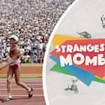 Андерсен-Шисс демонстрирует невероятную волю в марафоне