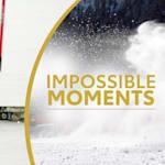 Quando Lindsey Vonn achou que quebrou as vértebras | Impossible Moments