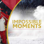 Han Xiaopeng fa la storia sulla neve | Impossible Moments
