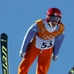 Ammann Ski Jumping Sweeps Salt Lake City 2002
