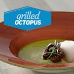 Gegrillter Oktopus